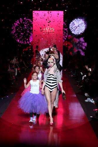 Barbie Fashion Show Finale
