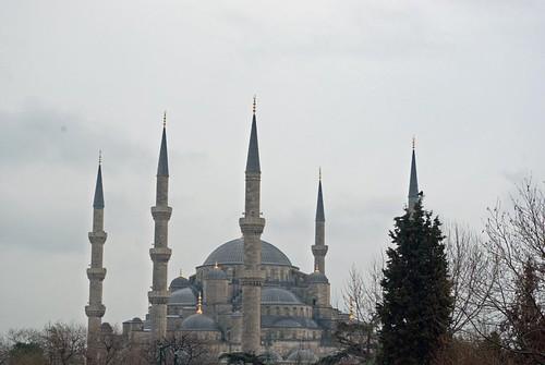 Sultanahmet Mosque, İstanbul, Pentax K10d