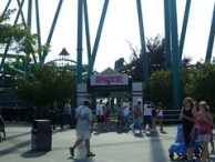Cedar Point - Raptor Entrance