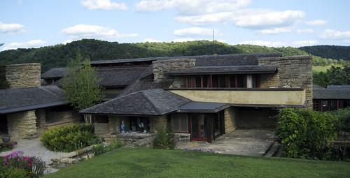 Frank Lloyd Wright's Taliesin