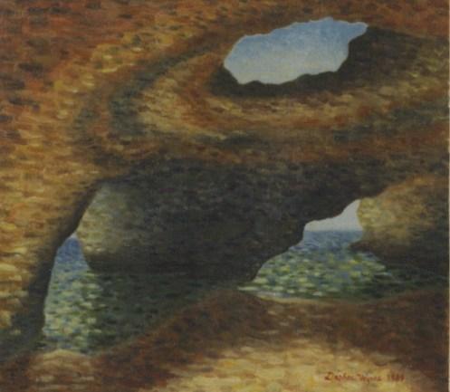 Cave in Benagil