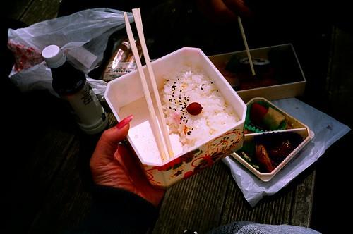 [tokyo]梅子飯