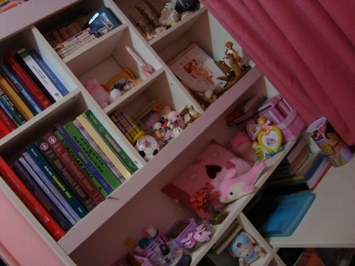 First testing. Target: my Pinky Room