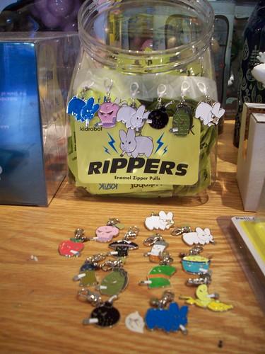 rippers kozik kidrobot