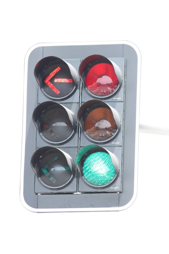 One of the new Traffic Lights Set - photo by Kyawster