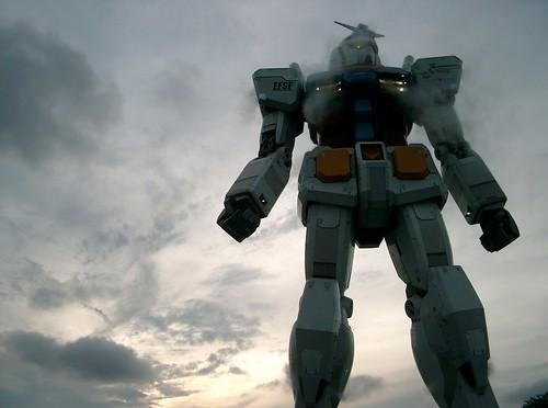 A Giant Robot