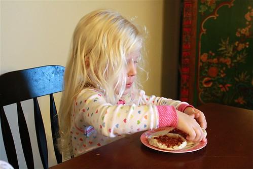 Cate's Breakfast