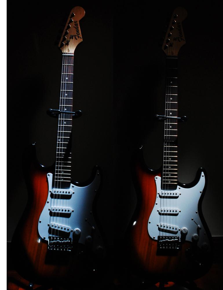 strobing: guitar