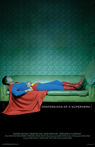 confessions of a superhero 2007