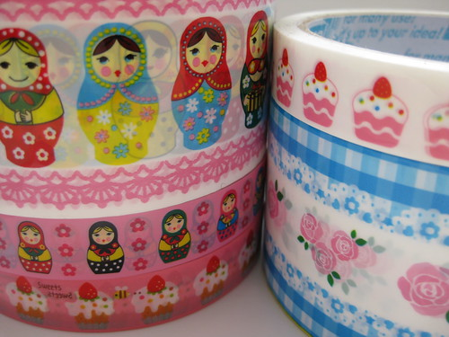 Cute Kawaii Deco Tape