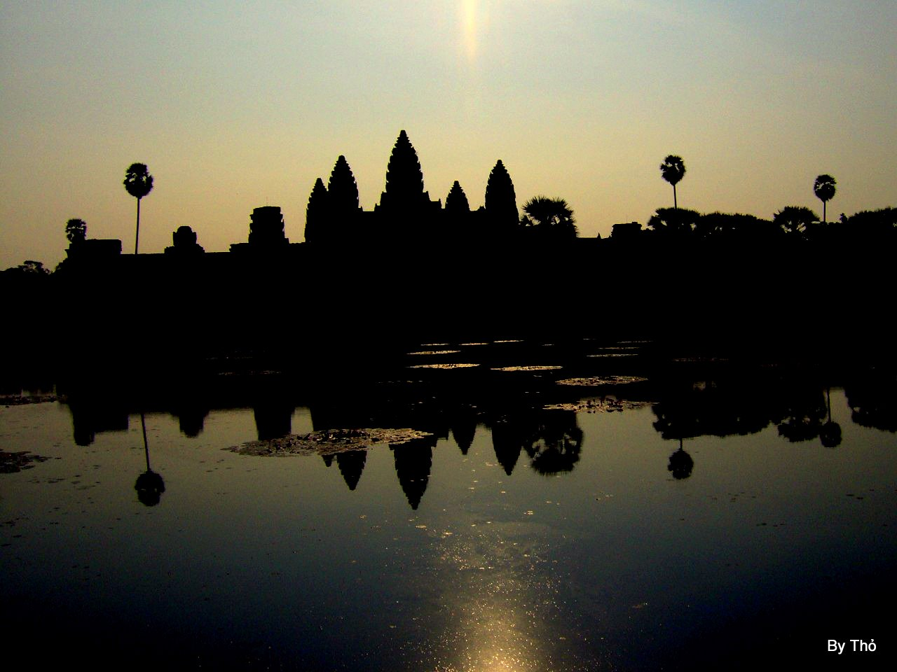 Mysterious Angkor