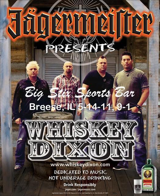 Whiskey Dixon 5-14-11