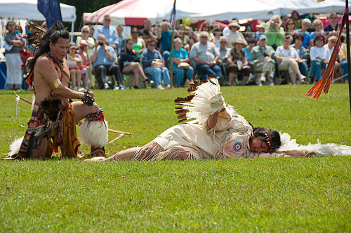 2009 Rock, Rattle, & Drum - American Indian Pow Wow & Spirit on the Mountain Music Festival