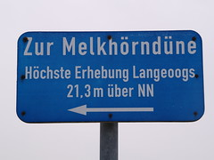 Langeoog - Melkhörndüne