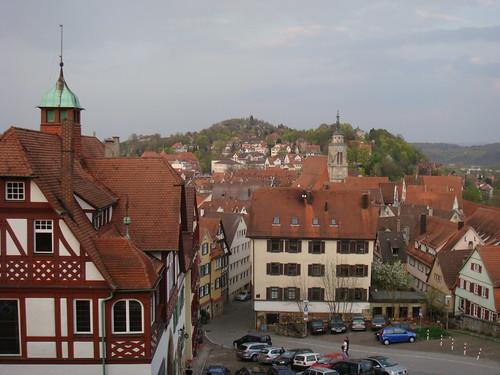 Tübingen's Altstadt