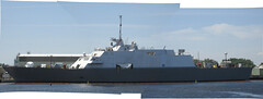 Littoral Combat Ship LCS-1 USS Freedom