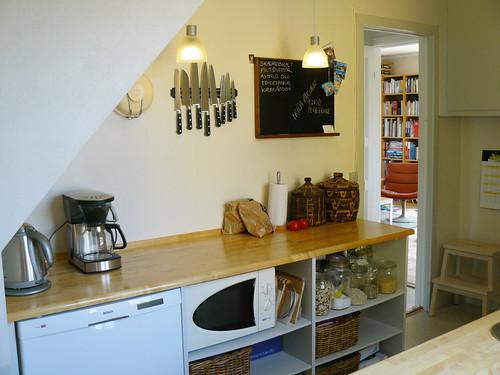 Kitchen Before Demolition