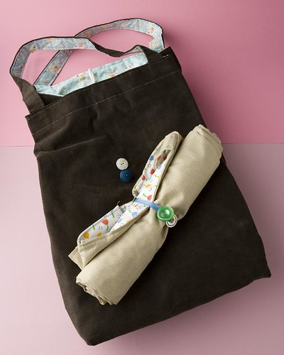 Kristen Roach's Spring Roll Delight bag