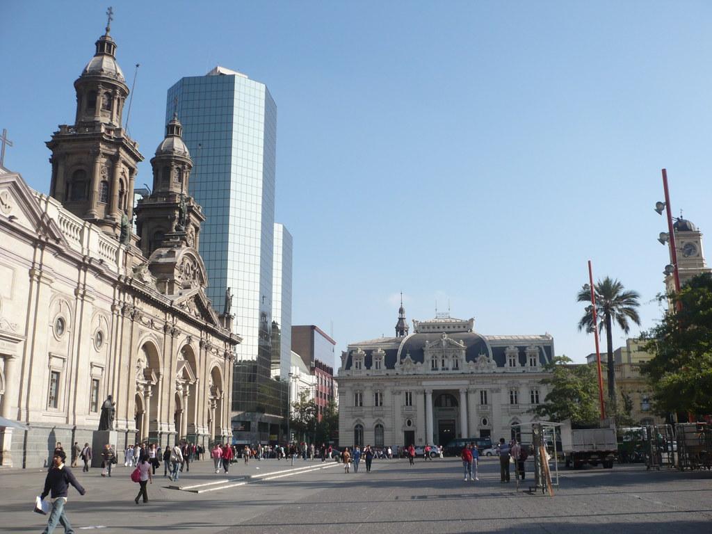 Plaza de Armas -Catedral y Correos