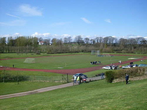 Everholm Stadium, Annan