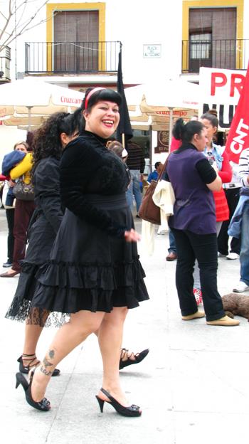 Goth girls in Utrara