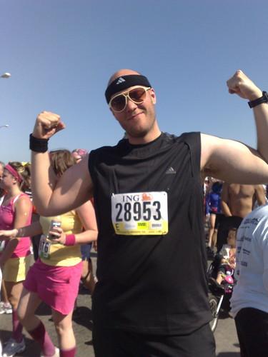 Första springloppet någonsin för Ego, 12km Bay to Breakers