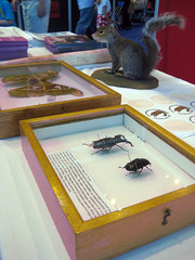 Image, Some of our science collection at a recent public event