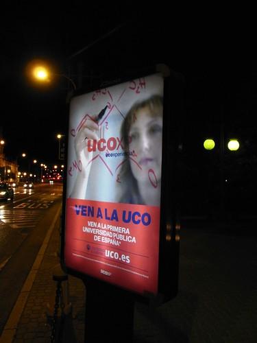 Ven a la Universidad de Córdoba.