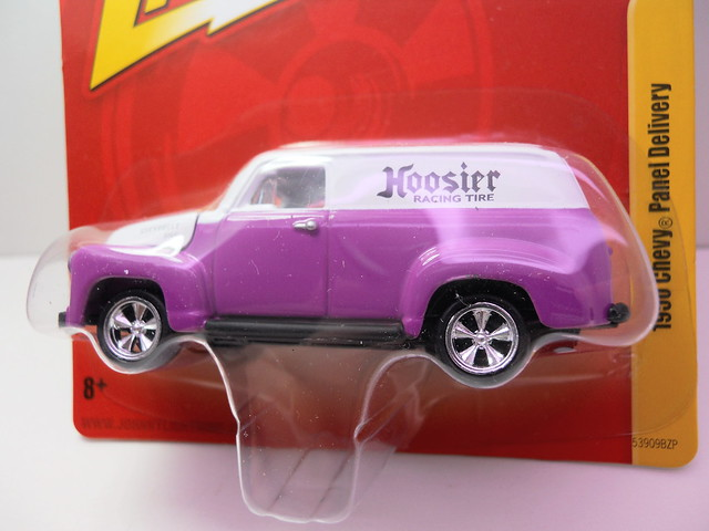 johnny Lightning 1950 chevy panel delivery (2)