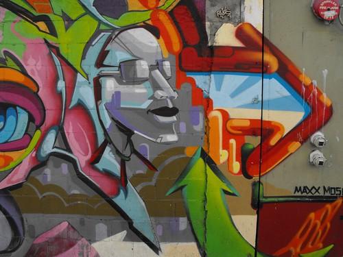 Amazing Turk Street Mural 8