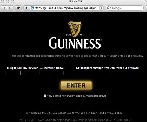 GUINNESS Malaysia