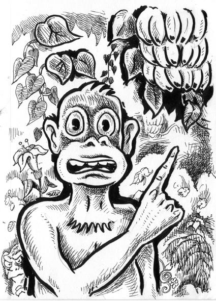 monkey-guy