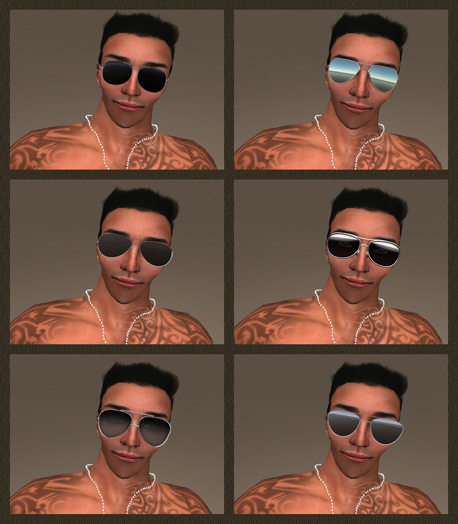 Aviators Collage