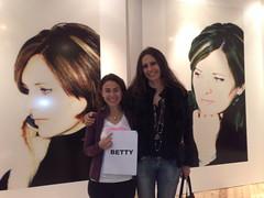 Betty, riflessioni e sorrisi
