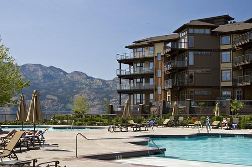 The Cove Lakeside Resort at Westbank by Lake Okanagan