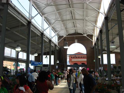 This is Eastern Market. Im loving it.
