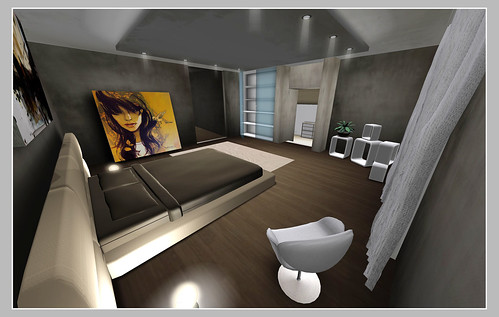 The Pad - Bedroom
