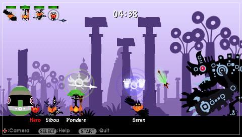 Patapon 2 Multiplayer screenshot 2