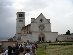 The Basilica of San Francesco d'Assisi (St. Fr...