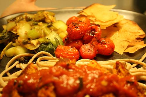 Vegetarian Italian Feast