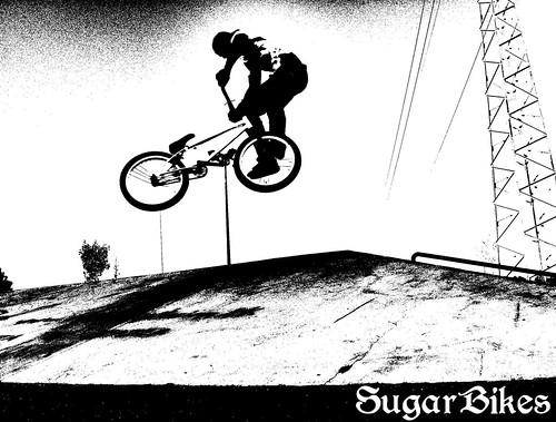 Jean whip por SugarBikes.