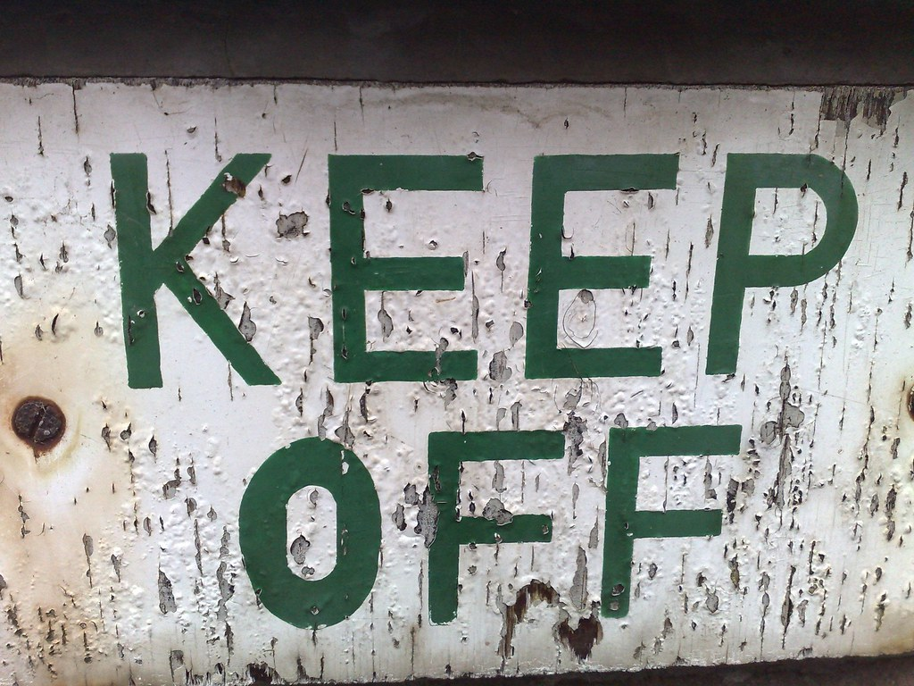 Keep Off - Sas