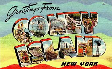 Sheepshead Bay Improvement Group Coney Island Remembered