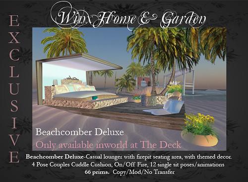 Winx-Beachcomber Deluxe