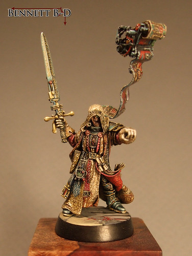 Inquisitor Soloman Lok