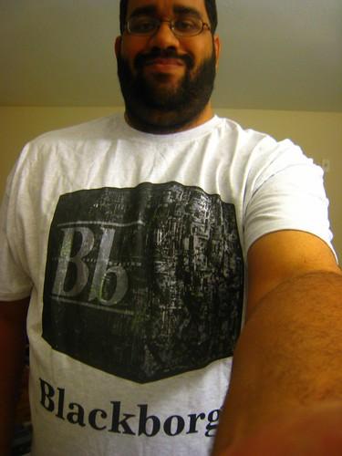 Blackborg Teeshirt