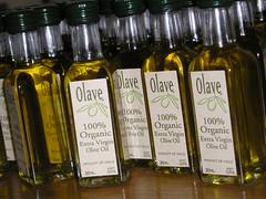 Olave Organice Olive Oil