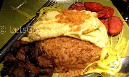 Sentro Bagoong Rice