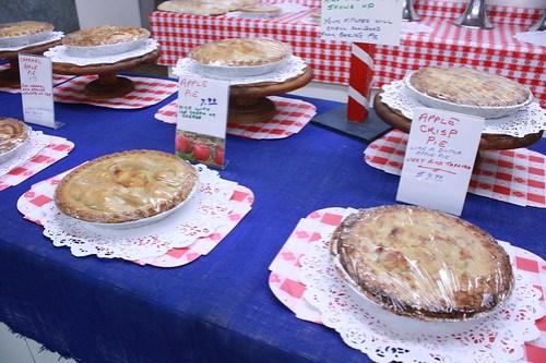 Apple Pie Varieties