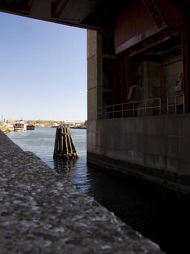 Pulaski Bridge surroundings- Queens side by you.
